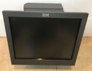 Tested Ibm 4852 566 15 Touch Screen Pos Touch Terminal Bare Unit
