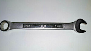 Craftsman 18mm Combination Wrench 42925 A ae