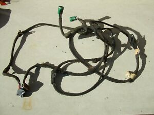 1965 1966 Pontiac Bonneville Grand Prix Wire Harness Power Windows Original