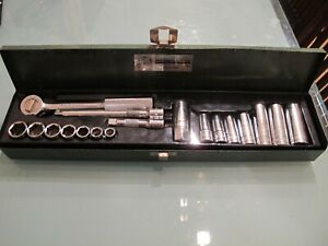 Sk Professional Tools Socket Extension Set 60632