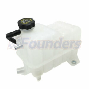 Radiator Coolant Overflow Tank For Chevrolet Gmc Sierra Hummer H2 Pickup Truck
