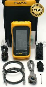 Fluke Networks Onetouch Series Ii 10 100 Network Tester W Sii Pro Ito