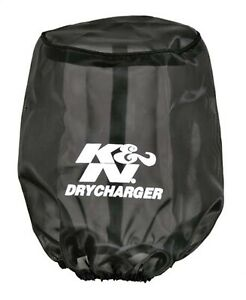 K N Ru 2590dk Drycharger Filter Wrap Round Tapered Double Air Flow 7
