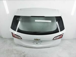 2019 2020 Chevrolet Equinox Trunk Lid Deck Tail Gate Tailgate Hatch 84513648