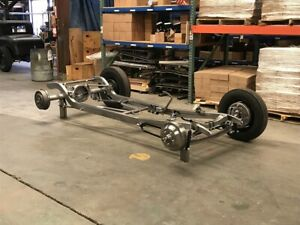 4 10 Model A T Ford Coupe Sedan Pickup Roadster Hot Rod Rolling Chassis
