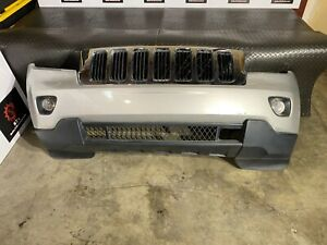 Jeep Grand Cherokee Laredo 2011 2013 Oem Complete Front Exterior Grill Bumper