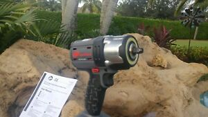 Ingersoll Rand W5133 Iqv20 Volt 38 Impact Wrench With Led Ring Lite Brushless