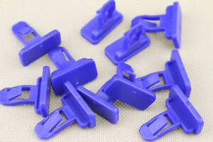 10pcs Fender Flare Bumper Clips Trim Mountings Pins Bracket For Toyota Camry Fj Fits 2010 Toyota Corolla