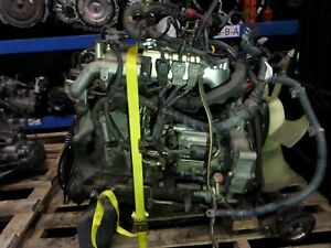 Nissan Elgrand 3 2l Turbo Diesel Engine Long Block Qd32 Eti E50 Motor 97 02 Oem