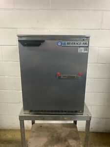 Undercounter Refrigerator 20 Beverage Air Ucr20y 141 Shallow Depth Tested