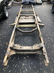 1955 1956 1957 1958 1959 Chevy Truck Chassis