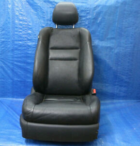 2005 Acura Tsx Front Passenger Right Seat Black Complete Leather Oem 04 05 06