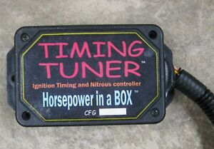 Timing Tuner Nitrous Controller Ls Chevy Nos Timing Boost Injection