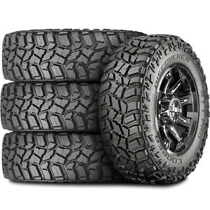 4 New Cooper Discoverer Stt Pro Lt 38x15 50r20 Load E 10 Ply Mt M t Mud Tires