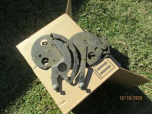 Nos 1935 1936 Ford Sedan And 5w Coupe Left Front Window Regulator 48 702701