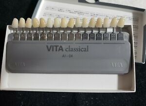 Dental Vita Classic Shade Guide Us Dental Tech Seller oem Guide