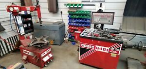 Coats Truck Tire Changer 5065ex Truck Wheel Balancer 6401 Fully Automatic