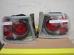 Dp09105 Honda Civic Coupe 1996 1997 1998 1999 2000 Left Right Tail Light Set