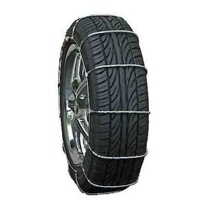 New Pair Laclede 1034 Ladder Cable Tire Snow Chains