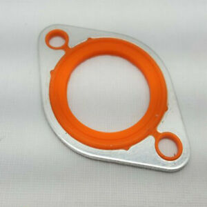 For Chevy Aluminum Silicone Thermostat Water Neck Housing Gasket Sbc Bbc 350 454