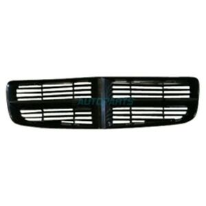 New Front Grille Plastic Fits 2006 2010 Dodge Charger Ch1200295 0ze72axraa