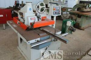 Northtech Srs 12ns Straight Line Rip Saw Woodworking