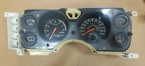 1984 1986 84 85 86 Ford Mustang 2 3l Turbo Svo Instrument Gauge Cluster 170 Mph