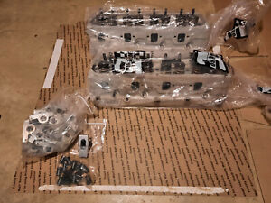 1987 1995 Ford Mustang 5 0l Holley Systemax Aluminum Heads Rockers Gt40 Cobra