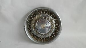Hub Cap Wheel Cover Wire Type 80 81 Cadillac Deville P N 16725 253786 R309034