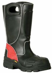 Fire dex Fdxl200 11 Leather Firefighter Boot Size 11 Leather Fire Boots