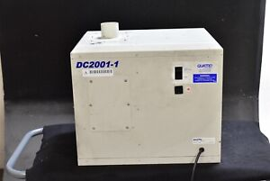 Quattro Ivac Dental Lab Dust Collector Collection Unit Machine 115v Used
