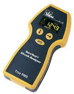 Ideal 61 164 True Rms Suretest Circuit Analyzer