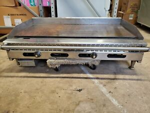 American Range 48 Flat Top Commercial Grill