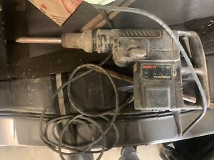 Bosch 11230evs 1 1 2 Corded Variable speed Sds max Rotary Hammer 1600 3200 Bpm