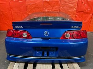 05 06 Acura Rsx Rear End Conversion Tail Lights Bumper Tail Gate Wing Oem Oe