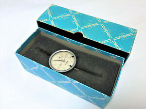 Compac Geneve Precision Dial Indicator Type 556a 00005 Swiss Made