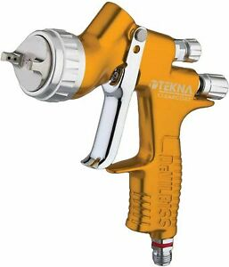 Devilbiss Tekna Clearcoat Auto Paint Spray Gun Te30 Hvlp 1 2 1 3 1 4 704198
