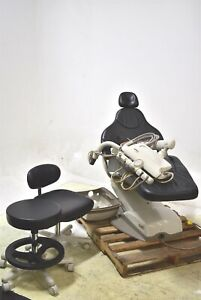 Midmark Elevance Dental Exam Chair Operatory Set up Caregiving Furniture 120v