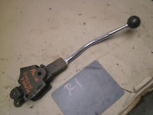 Hurst Competition Plus 4 Speed Manual Shifter Assembly Camaro Nova Impala Malibu