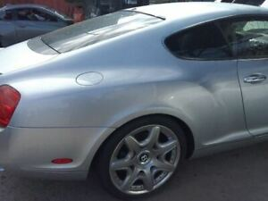 2005 Bentley Continental Gt Coupe Right Passenger Quarter Panel