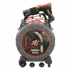 Ridgid 40798 Pipe Inspection Camera Reel 18 1 2 In L