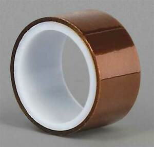 3m 1205 Film Tape polyimide amber 1 In X 5 Yd