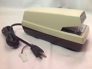 Panasonic Automatic Electric Stapler As 300 Works Great