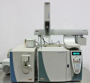 Thermo Trace Ultra Gc With Polaris Q Ion Trap Mass Spectrometer Gc ms System