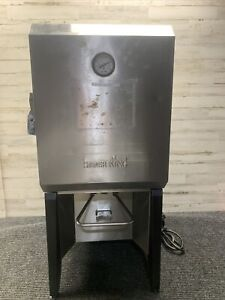Used Silver King Sk5maj Milk Dispenser Stainless Steel