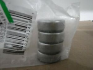 Steel Magnets 695325 1 1 4 Diameter 3 8 Thick Strong Hold Can Hold Up