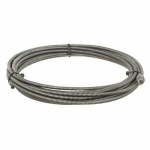 Ridgid 62225 Drain Cleaning Cable 5 16 In X 25 Ft