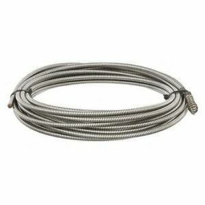 Ridgid 56797 Drain Cleaning Cable 5 16 In X 35 Ft