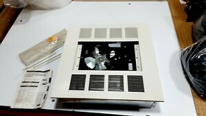 New Dayton Electric Convection Forced Air Heater Ceiling 2yu41 277v Single Ph