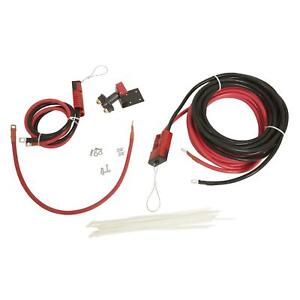Smittybilt Winch Wiring Quick disconnect 24 Ft Length Kit